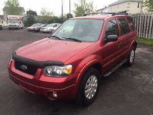 2007 Ford Escape XLT FINANCEMENT MAISON DISPONIBLE