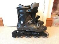 Inline roller skates / blades