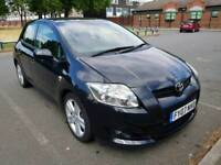 Toyota Auris 2.2 Diesel T180 Service History HPI Clear