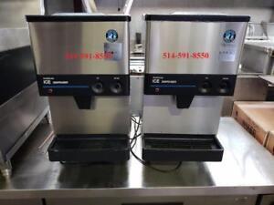 Machine a Glace Hoshizaki  Distributrice  Ice Machine Dipenser  COMME NEUVE LIKE NEW