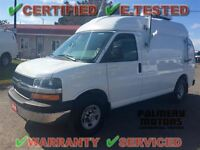 2010 Chevrolet Express HIGH ROOF W/GENERATOR