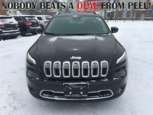 2015 Jeep Cherokee Limited **NAVIGATION**