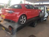 Scrap Cars Vans 4x4 Wanted!!!