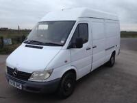 Mercedes sprinter 316cdi. Automatic