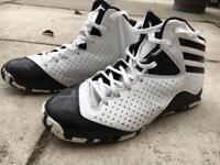 Adidas basketball shoes UK10.5
