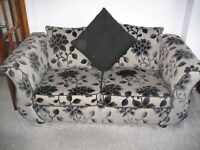3 seater and 2 seater sofa's plus 1 swivel chair and foot stool. Excellant condition.