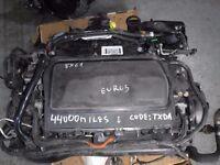 FORD GALAXY MK3 S-MAX KUGA MK2 2010-2014 2.0 TDCI EURO 5 TXDA ENGINE EX61