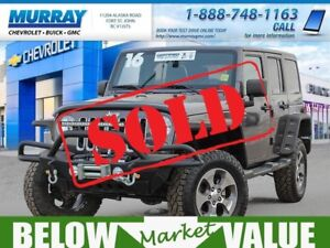 2016 Jeep WRANGLER UNLIMITED **Lift kits! Lots of accessories!**