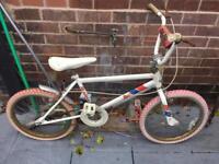 Vintage Raleigh BMX