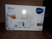 BRITA Optimax Cool Water Filter Jug and Cartridge+, White