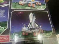 Matchbox MEGA RIG space TOY construction toys