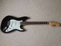 Fender Starcaster Electric Guitar bundle with amp