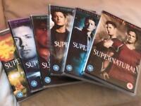 Supernatural 1-6 DVD Boxset