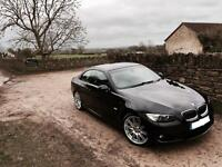 BMW 3 series 330i Auto M-Sport E93 Convertible iDrive Nav Heated Leather (not e90,e91e92)