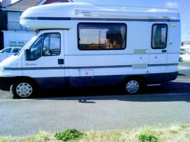 1997 AUTOSLEEPER EXECUTIVE COACHBUILT 2.5 T/DIESEL HABITATION REPORT LONG MOT 44000 MILES £13750 ONO