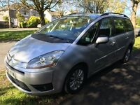 CITREON GRAND C4 PICASSO 1.6 HDi VTR+ 7 SEATER SUV -140K MILES WITH SERVICE HISTORY