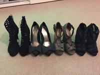 Size 4 shoes *Brand New*