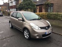 Nissan Note 1.4 Ntec - One Lady Owner, New MOT & Excellent Condition