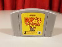 Donkey Kong 64 DK64 Nintendo N64 Japanese version