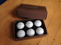 6 x Titleist for Canali Pro-V1 golf balls