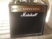 Marshall Ampli 50 watts for sale