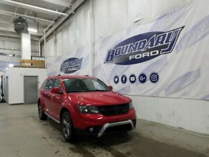 2015 Dodge Journey Crossroads W/ V6, AWD, 3rd Row Seating