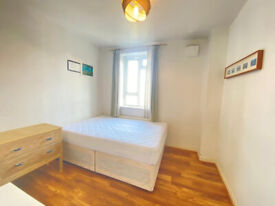 DOUBLE ROOMS TO RENT NEAR BOW ROAD AND MILE END TUB STAION (NO DEPOSIT REQUIRED)