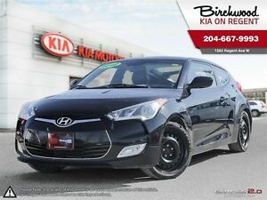 2012 Hyundai Veloster 3dr Cpe Man *LOCAL TRADE*