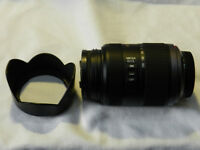 Lumix Panasonic 45 - 200 4.0 - 5.6 Micro 4/3rds Lens like New