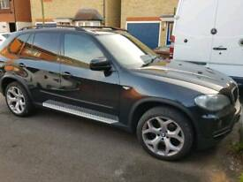 Bmw x5 7 seater reg 2007