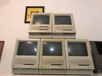 OLD APPLE COMPUTERS - Macintosh PowerBook PowerMac iBook Mac
