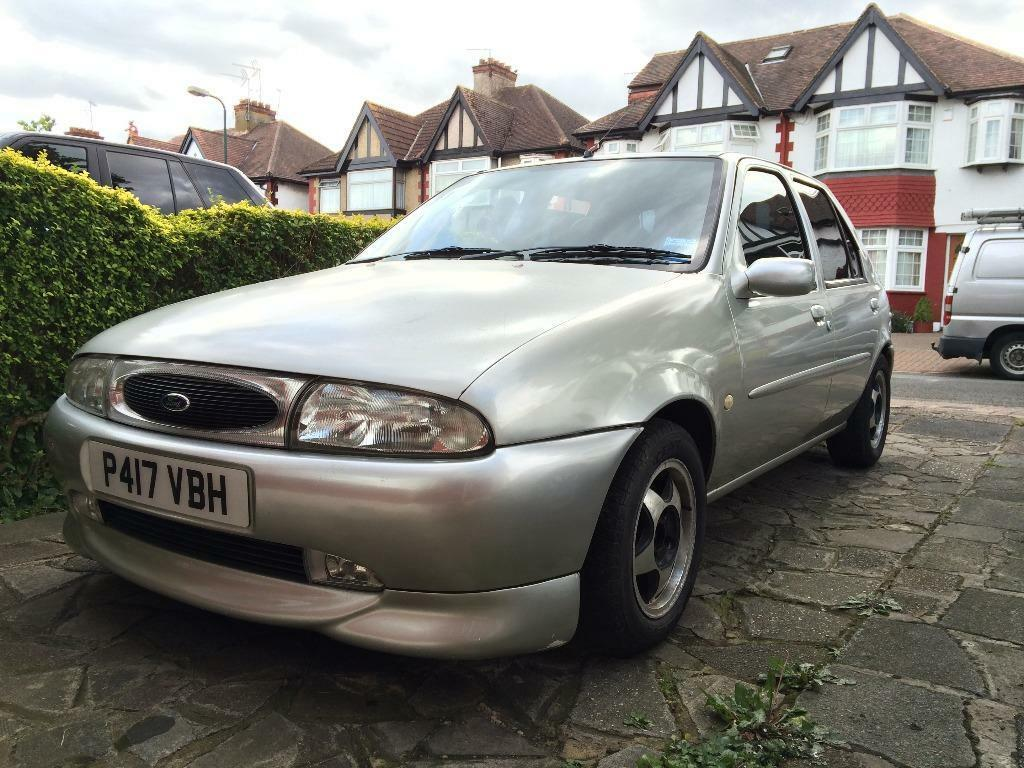 1997 silver ford fiesta mk4 chicane 4 dr 16v zetec mot fail suitable for breaking scrap. Black Bedroom Furniture Sets. Home Design Ideas
