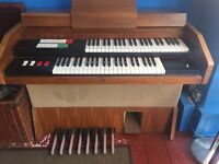 HOHNER SYMPHONIE 310 - FULLY WORKING - FREE TO A GOOD HOME!