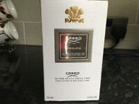 Creed men's aftershave