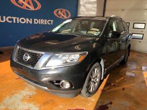 2015 Nissan Pathfinder SL NEW TIRES!!! NAVIGATION, LEATHER, D...
