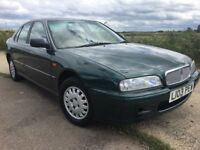 1994 Rover 620i 2l petrol manual , honda engine