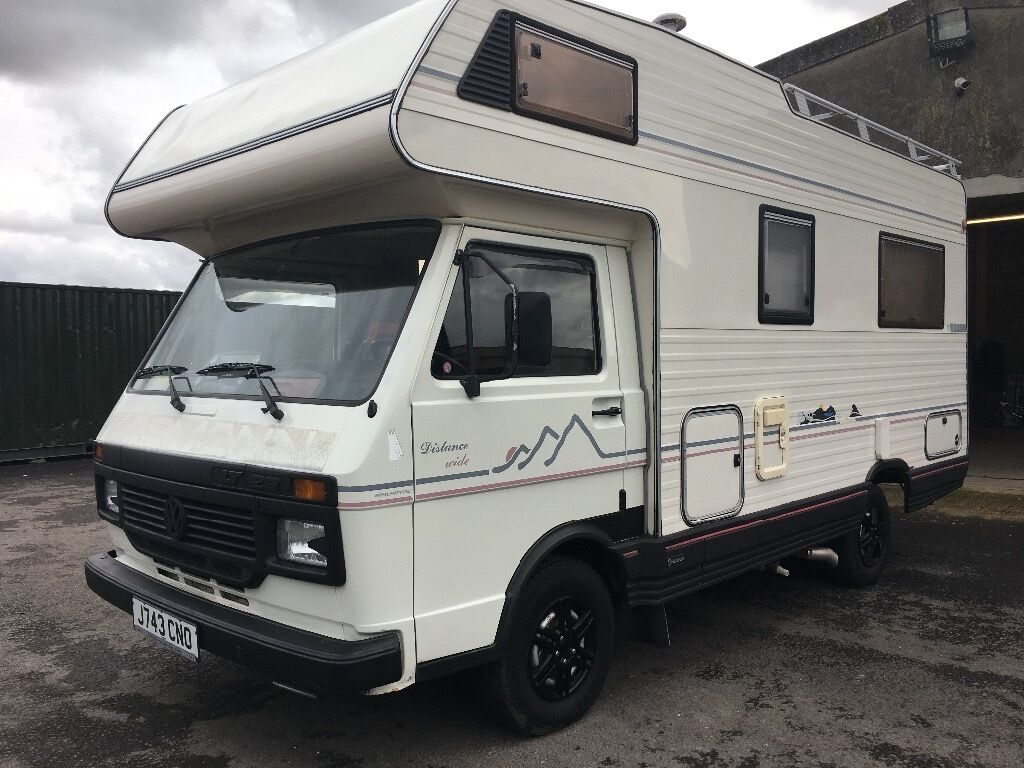 vw lt karmann distance wide motorhomecampervan  brislington bristol gumtree