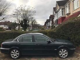 Jaguar X Type Diesel Leather 2005 95,000 Miles PROBLEM WITH STEERING AND FLAT BATTERY