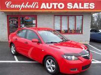 2009 Mazda MAZDA3 GS AUTO!! AIR!! POWER WINDOWS!! POWER LOCKS!!