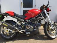 Ducati monster 900 sie
