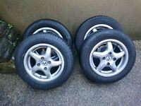 Fox Alloy Wheels - Bargain!!