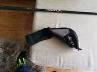 Ping I 20 23 degree rescue right hand stiff shaft project X in good condition with head cover