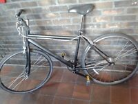 FULLY SERVICED Men Women CUSTOM BUILT Single Speed Road bicycle in GREAT CONDITION