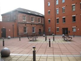 Stylish and modern furnished 2 bed apartment in Lace Market area of city centre