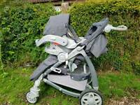 Graco Eco travel system pushchair