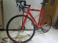 LIMITED EDITION!! CUBE CROSS RACE PRO 2016
