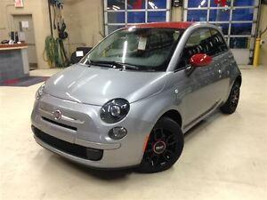 2015 Fiat 500 POP.GARANTIE COMPLÈTE 5ANS/100 000KM.ANTIROUILLE.W