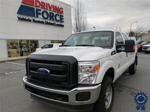 2016 Ford Super Duty F-350 XL Crew Cab 4X4 w/8.1' Box, 6.7L