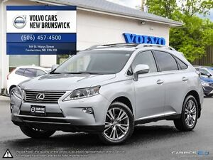 2013 Lexus RX 350 TOURING! REDUCED! HEATED/COOLED SEATS! NAV!