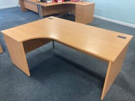 Office Desk, Drawers & Chair Bundles Available